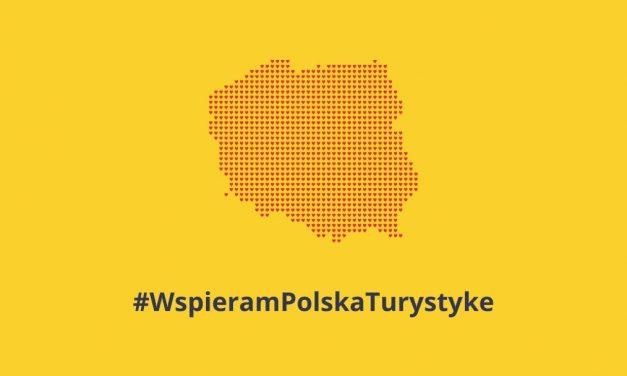 Rusza akcja Wspieram Polską Turystykę